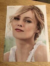 2011 Magazine Clipping Page - VANESSA PARADIS / JOAN SMALLS, CONSTANCE JABLONSKI