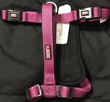 New listing Kong Comfort Dog Harness Small Padded 16-22� Girth Maroon Free ••Shipping••