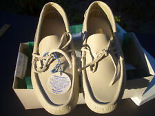 MINNETONKA MOCCASIN DRIVING SHOES, BRAND NEW OLD STOCK #797, SIZE 10 MADE IN USA
