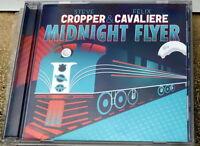 "Steve Cropper & Felix Cavaliere ""Midnight Flyer"" RARE 2010 USA Stax cd"