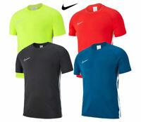 Boys Nike T Shirts Tops Academy 19 Short Sleeve Kids Tee Junior Age 8 9 12 13 14