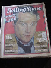 Rolling Stone Magazine Richard Dreyfuss Jazz Kenny Loggins December 28, 1978 281