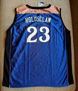 CHAMIQUE HOLDSCLAW Washington Mystics Jersey XL WNBA NWT Tennessee Volunteers