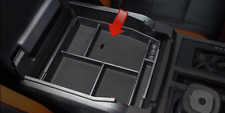 For Ford F150 2015-2018 Car Center Console Armrest Storage Tray Box