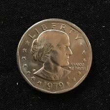 1979-P  Susan B Anthony Liberty One Dollar Coin  #18 - 28