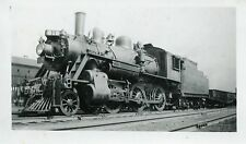 6E550 RP 1945 CN CANADIAN NATIONAL RAILROAD ENGINE #818 MONTREAL PQ