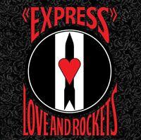 Love and Rockets - Express [New Vinyl] Black, Ltd Ed, 200 Gram