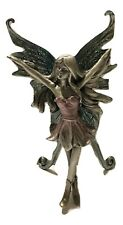 Fairy Tale Collection Pewter Fantasy Fairy Small Figurine in Pink Dress