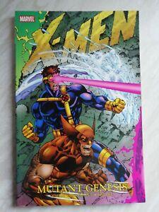 X-Men: Mutant Genesis TPB Chris Claremont, Jim Lee Marvel