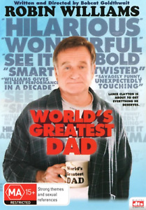 World's Greatest Dad (DVD) NEW/SEALED