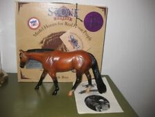 """Peter Stone Collectible Horse """"The Iron Lynx"""" #9628"""