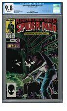 Spectacular Spider-Man #131 (1987) Mike Zeck Kraven's Last Hunt CGC 9.8 ZZ168
