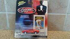 2002 Johnny Lighting 007 40th Anniversary Mustang Mach I ( NIP / 3B )
