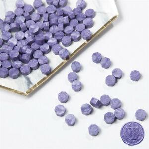 20Pc Octagonal Sealing wax beads DIY Retro wax seal lacquer seal Beaded Waxes E1