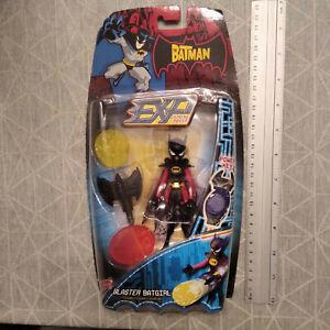 BATMAN ANIMATED - mattel - EXP extreme power - BATGIRL blaster