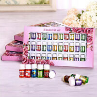36Pcs/Set Various Scents Kit Water-soluble Aromatherapy Essential Oil 3ml - US