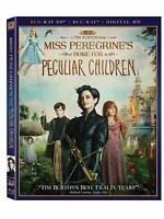 Miss Peregrine's Home for Peculiar Children 3D Blu-Ray + Digital HD Ultraviolet