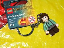 LEGO  KEY CHAIN THE LORD OF THE RINGS FRODO  BAGGINS  keychain new