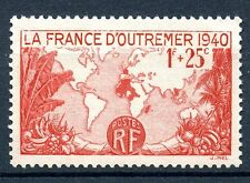 TIMBRE FRANCE NEUF N° 453 ** FRANCE D'OUTREMER
