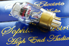 Sophia Electric Grade A 6SL7 for 300B/2A3/45/845/211/805 tube amplifier pre