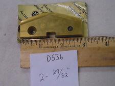 """New listing 1 New 2-29/32"""" Allied Spade Drill Insert Bit. 135T-0229 Amec {D536}"""