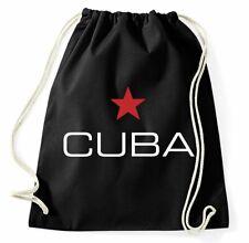 Cuba Red Star Turnbeutel Libre Sportbeutel Jutebeutel Rucksack Flagge Kuba Flag
