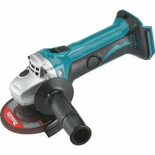 Makita XAG01Z 18V Cordless LXT Lithium-Ion Cut-Off/Angle Grinder (Bare Tool)