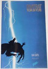 Gnatrat The Dark Gnat Returns 1986 F- to F+ Batman parody