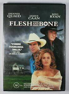 Flesh and Bone DVD FREE POST