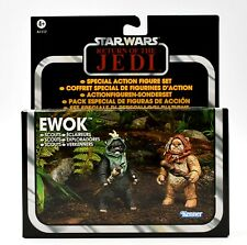 Star Wars The Vintage Collection - Ewok Scout Special Action Figure Set