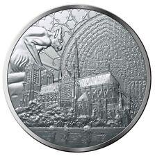 NOUVEAU ! MEDAILLE médaille pour la reconstruction de NOTRE DAME DE PARIS 2019