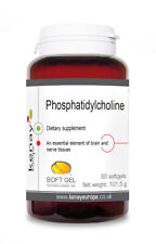 Phosphatidylcholine, 60 softgels - dietary supplement