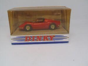 Matchbox - Dinky Collection 1:43 DY-24 1973 Ferrari Dino 246 GTS