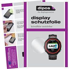 6x Garmin Forerunner 220 Schutzfolie klar Displayschutzfolie Folie dipos