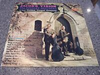 "Stanley Brothers ""Jacob's Vision"" STARDAY LP BLUEGRASS GOSPEL w/Orig Inner Sleve"