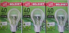 10 X Stück Glühbirne Glühbirnen Glühlampe Birne  60Watt EEK E   E27