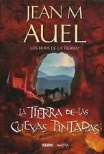LA TIERRA DE LAS CUEVAS PINTADAS, POR: JEAN M. AUEL