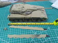 Military model 1/35 modern tank