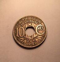 10 Centimes Lindauer 1921 N8