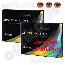 Alcon - AIR OPTIX COLORS - Farbige Monatslinsen 2 x 2er-Pack