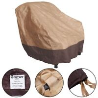 US Outdoor Waterproof Patio Rattan Chair Table Seat Furniture  Protector Cover