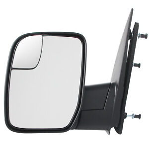 Driver Side Powered Mirror Assembly for 2010-2014 Ford Econoline Van E150 E250