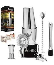 Boston Shaker Cocktail Shaker Set | Professional Bartender Kit