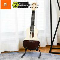 Xiaomi Populele 23''Smart APP LED Bluetooth USB Ukulele Hawaiian Guitar Beginner