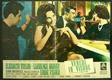 CINEMA-fotobusta VENERE IN VISONE e. taylor l. harvey