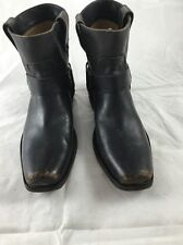 Frye 'Harness 8R' Boot, Smoke Color, 9 1/2 B, Retail for $298 Womens