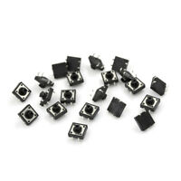 20PCS TC-1212T 12x12x7.3 mm Tact Tactile Push Button Momentary Switch HV