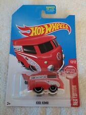 Target Exclusive Volkswagen Cool Kombi red edition hot wheel