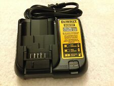 New Dewalt DCB107 12V & 20V Max Li-ion Battery Charger replaces DCB100 & DCB112