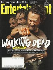 The Walking Dead Entertainment Weekly Rick Sep 2014 Andrew Lincoln Norman Reedus